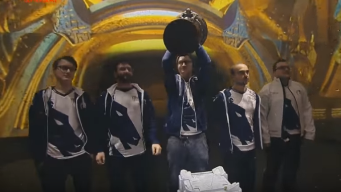 Team Liquid EPICENTER