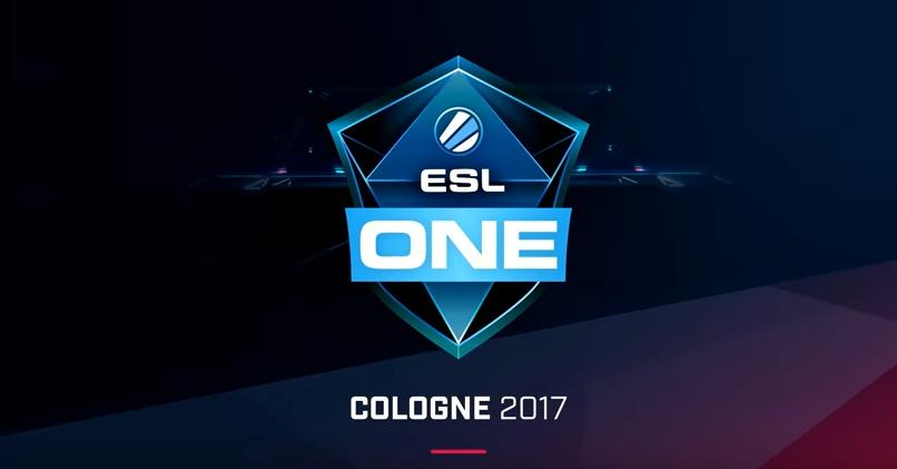 ESL One Cologne 2017 Logo