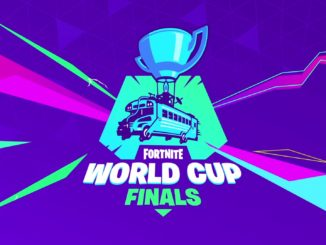 Logo der Fortnite World Cup Finals