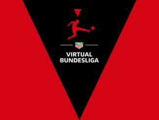 """Logo der """"Virtual Bundesliga"""" aus dem Bereich eSports"""